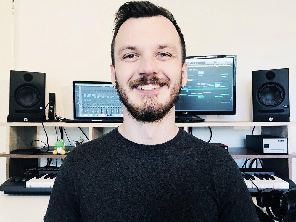Video Game Composer and Sound Designer