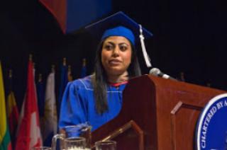 MBA Graduation Speaker