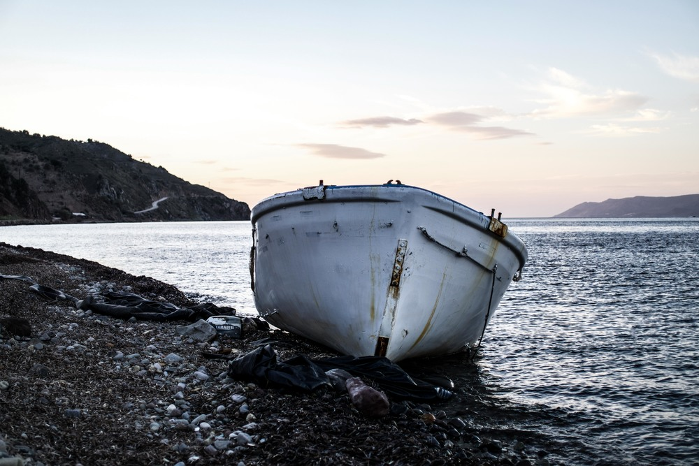 Syrian Refugee Crisis Lesvos Greece An Unnatural Union November 2015 24.jpg