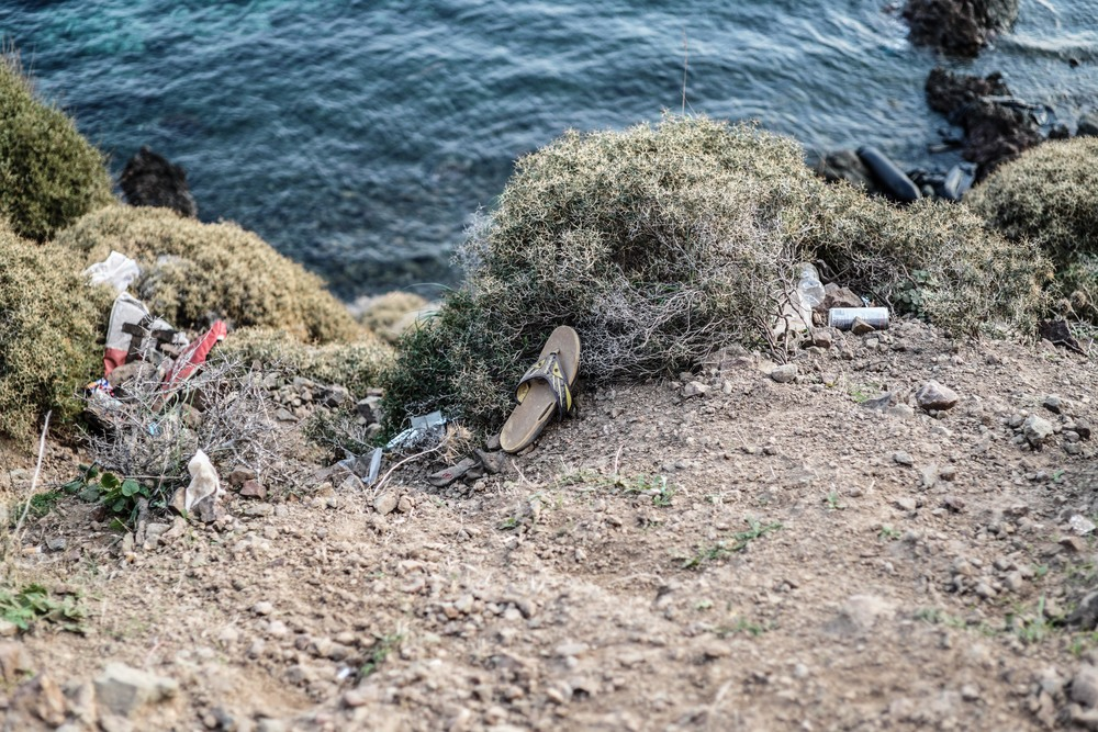 Syrian Refugee Crisis Lesvos Greece An Unnatural Union November 2015 14.jpg