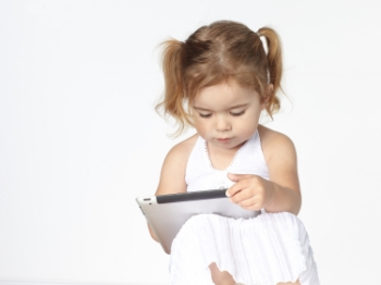 children will spend thousands of hours in front of a screen as they grow up. Will this make them technologically proficient?