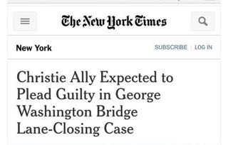 Speed-Accuracy Tradeoff example from misread ny times headline