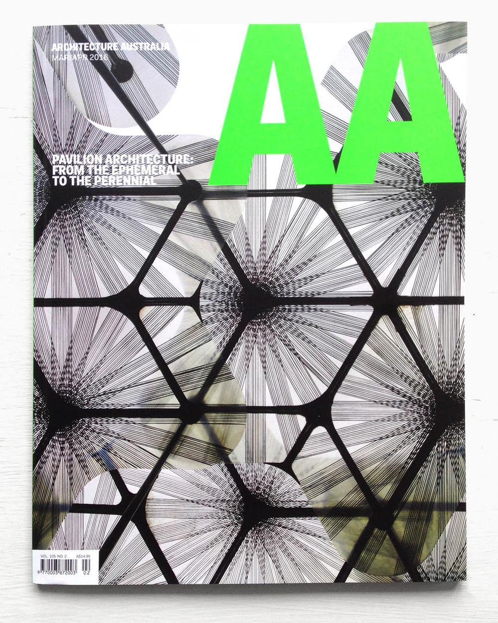 studioplusthree architecture australia cover