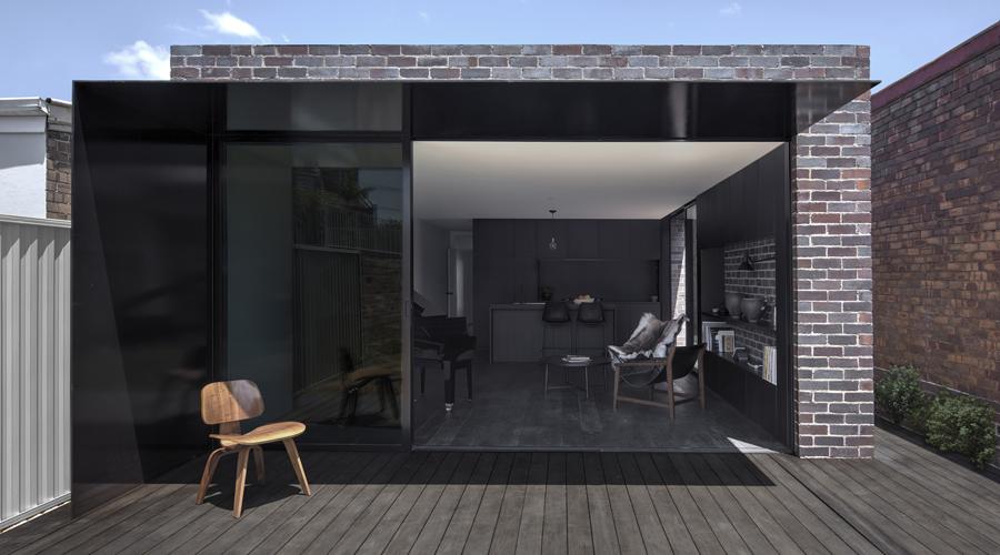 Llewellyn House studioplusthree architecture