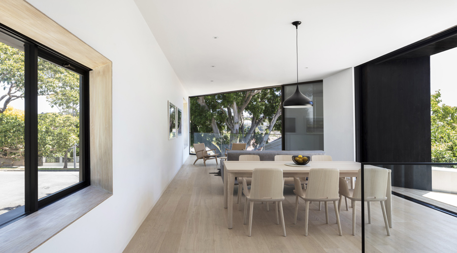 Platform House studioplusthree Architecture