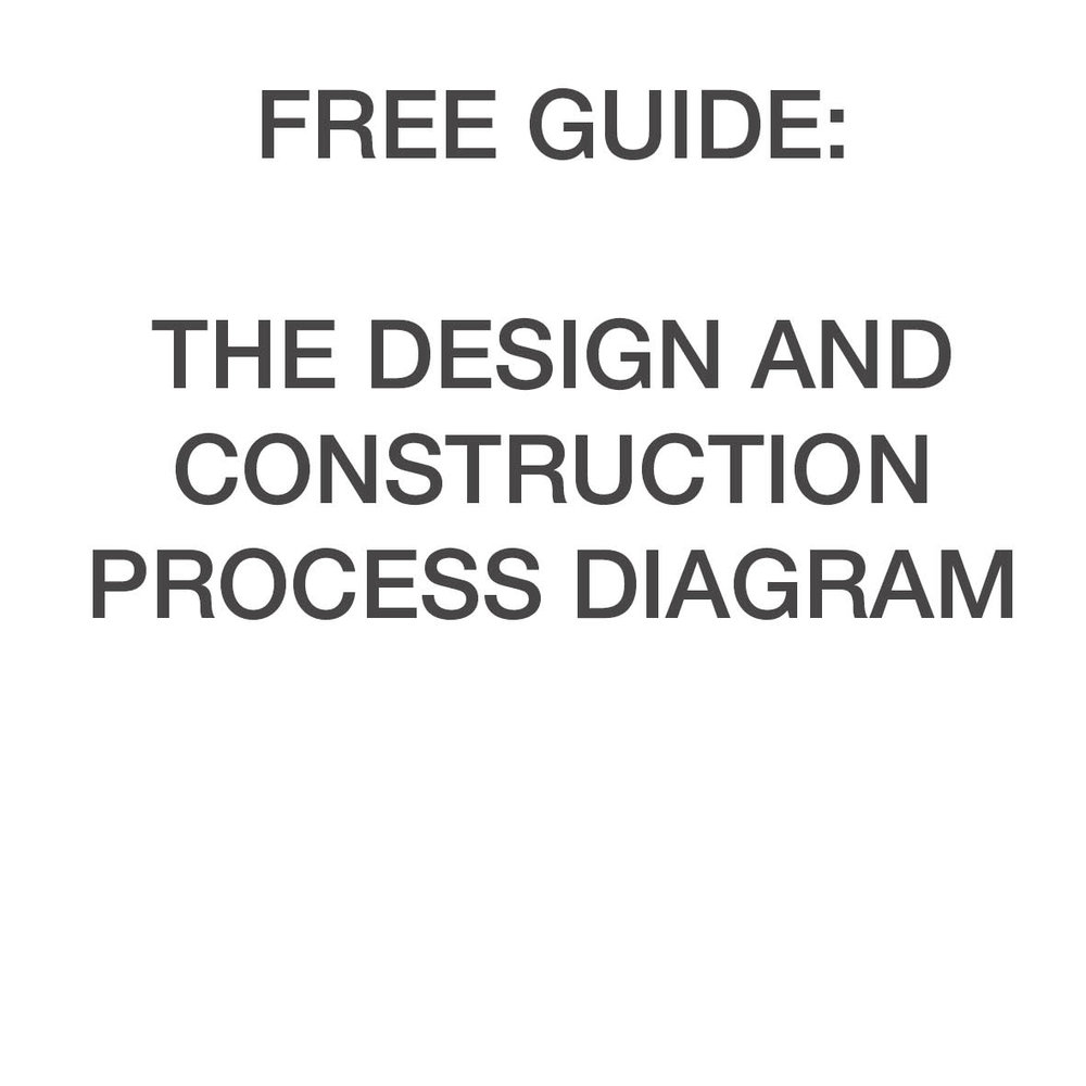 The design and construction process