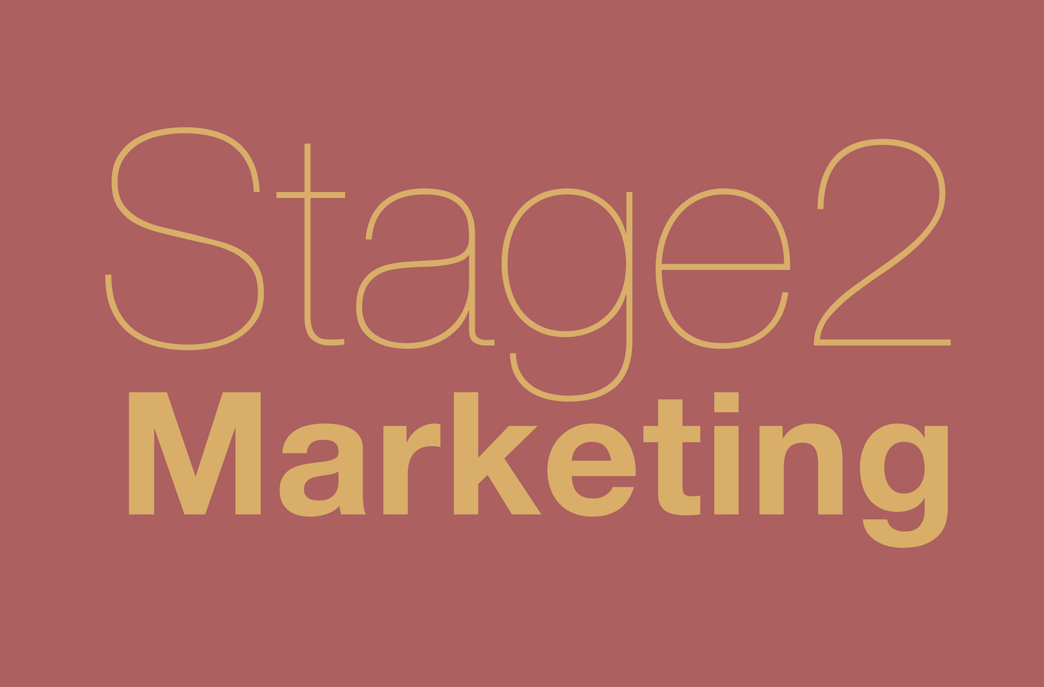 Stage2 Marketing