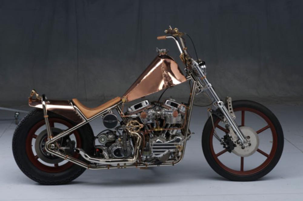Scott's Bike -