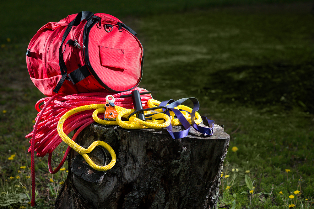 creative product images- Arborist Gear Kit