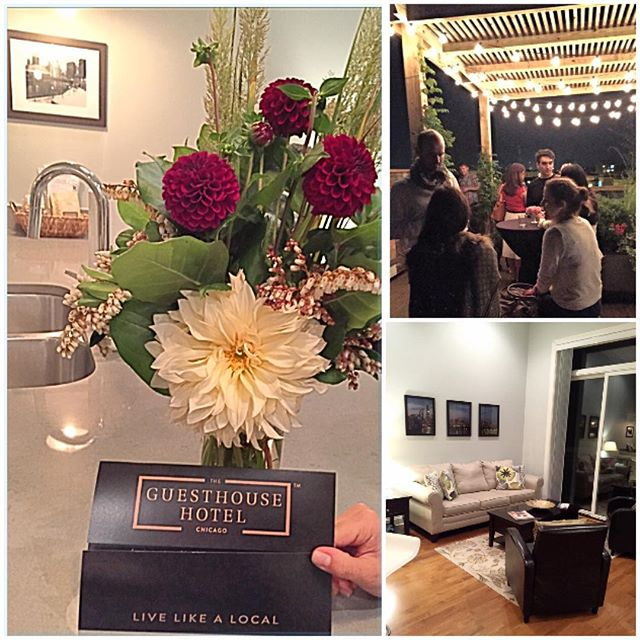 Thank you @guesthousehotelchi for opening your beautiful space for tonight's #thursdaytherapy Had a wonderful time  catching up with friends and meeting new friends. #ChicagoNetworking #NetworkingEvent #industrylife #WeddingPlanner #EventPlanner #chicagoevents #Chicagoeventplanner #Chicagoweddingplanner #chicagoevent #chicagonetwork #vvsocialevents #guesthousechicago