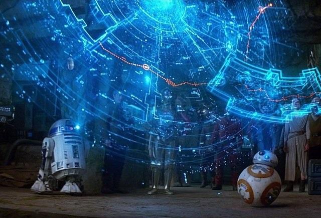 Everyone's got important files… (Image: The Force Awakens, Disney)