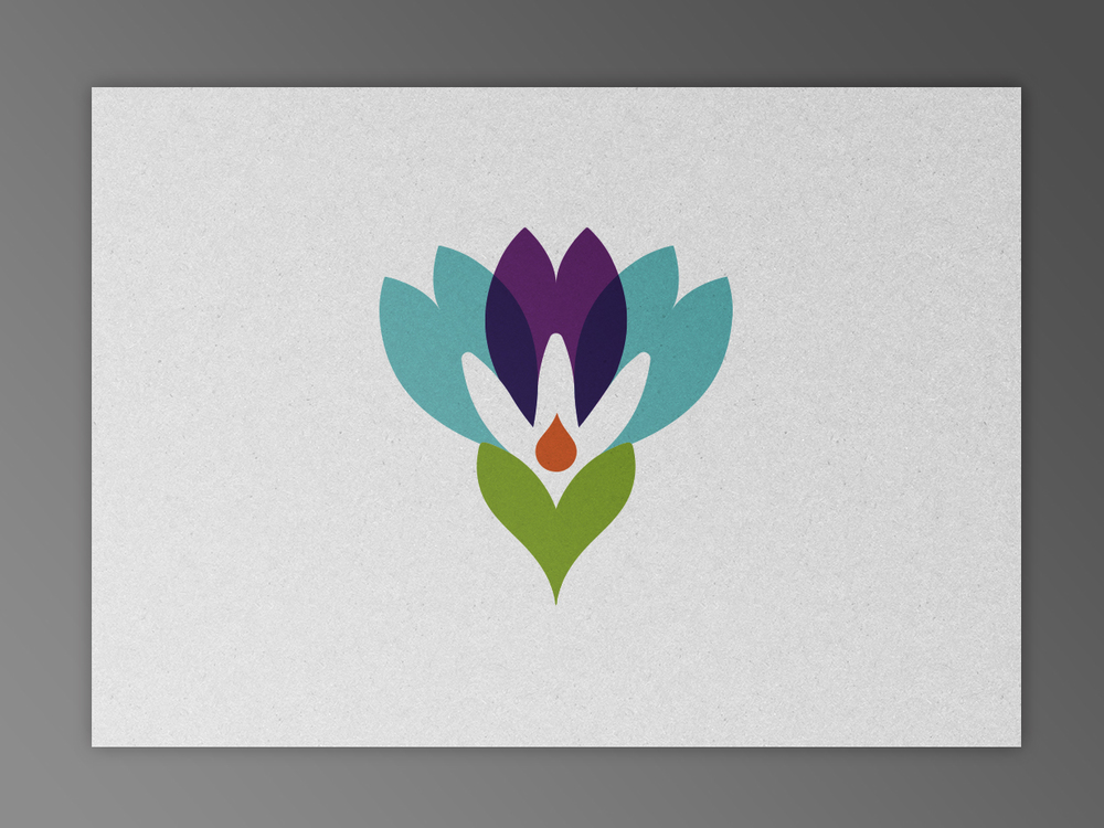 Concept mark for a OBGYN specialist.