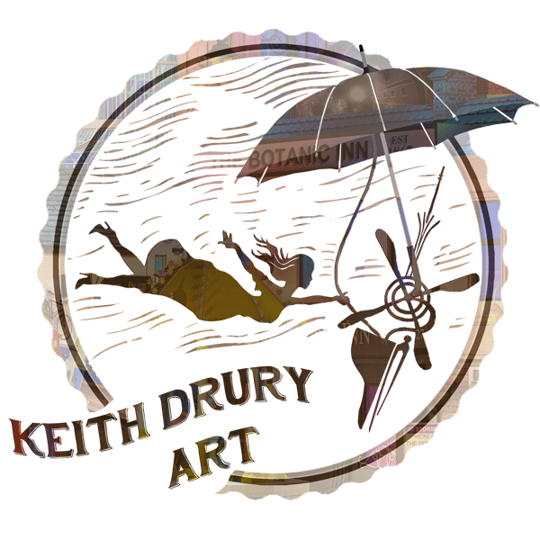 Keith Drury Art