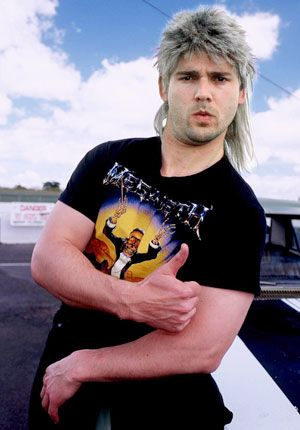 "The quintessential and much loved bogan, ""Poida"" (Eric Bana)."
