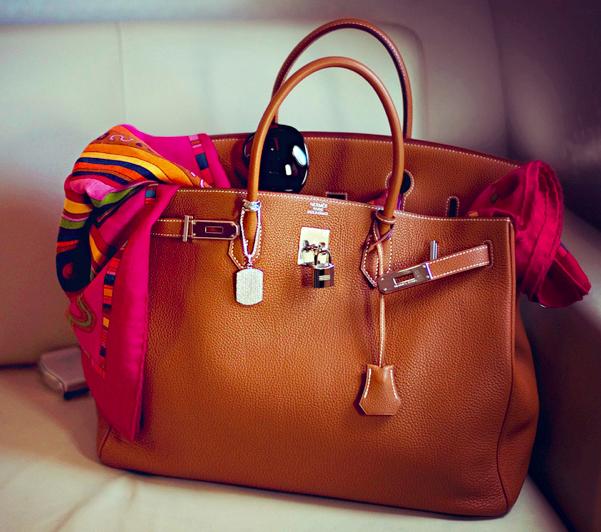 Hermès Birkin Bag via  StylesWardrobe