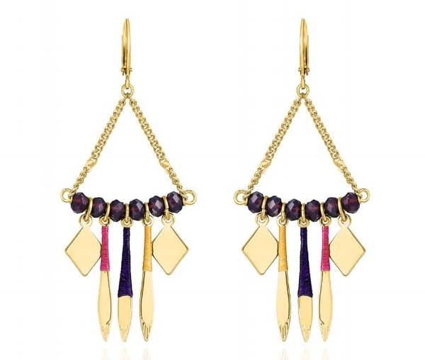Earrings by agatha.fr