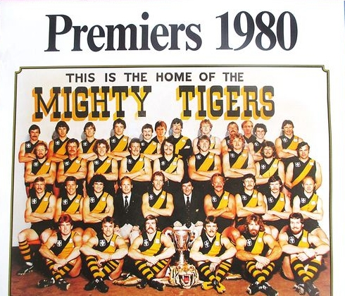 1980 VFL premiers.
