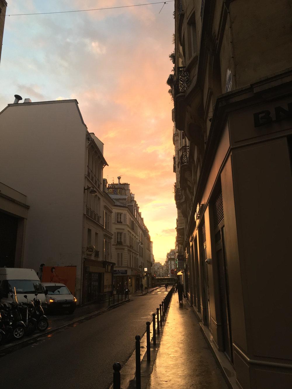 Sunsets like this make everything ok