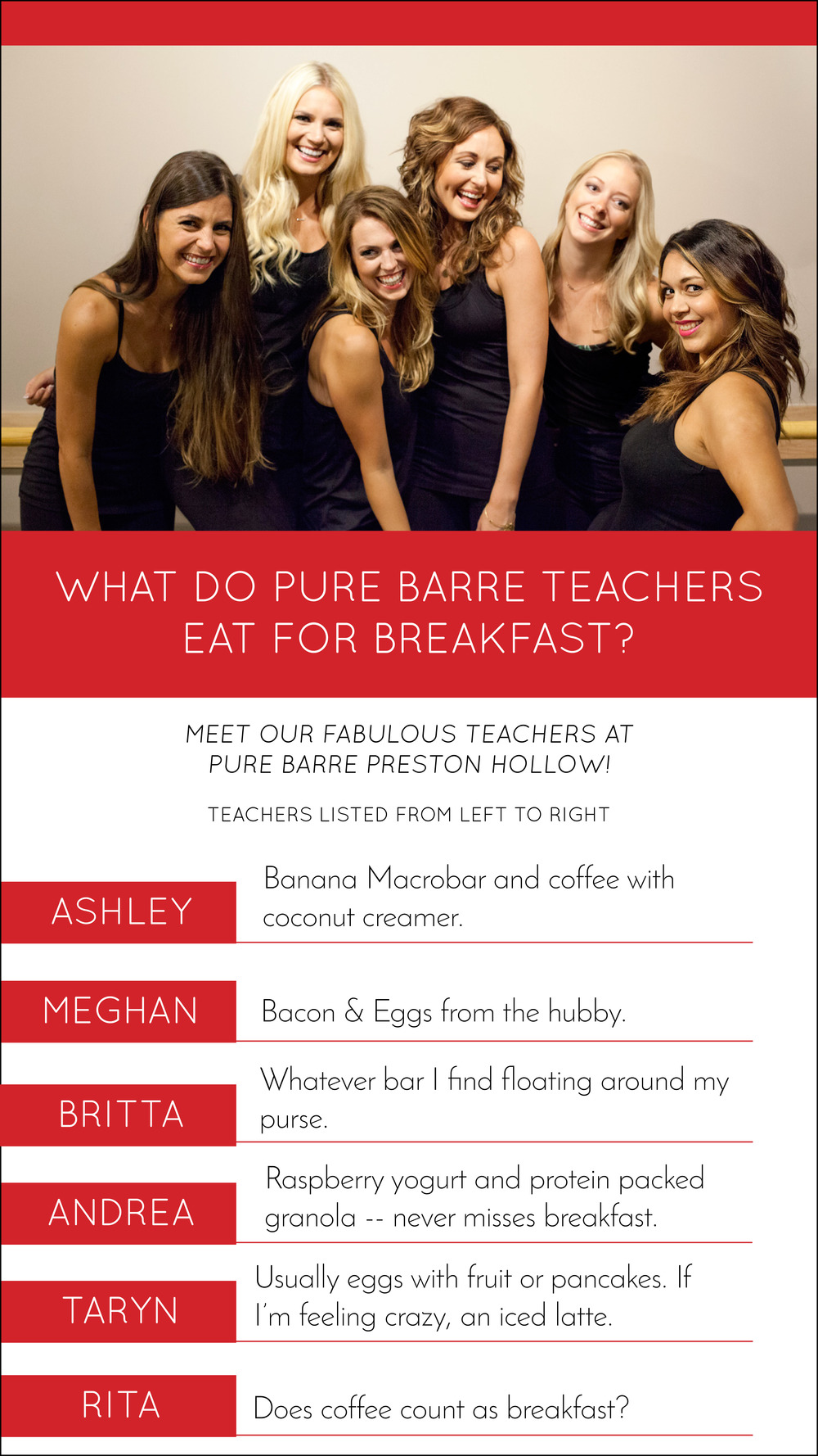 Image provided by Pure Barre Preston Hollow.