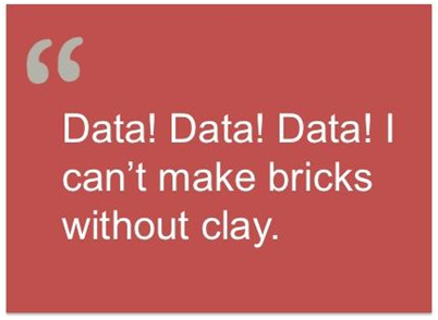 8 memorable quotes on the importance of data and web analytics b