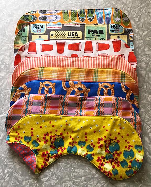 Burp Cloth Tutorial by Abby Hersay
