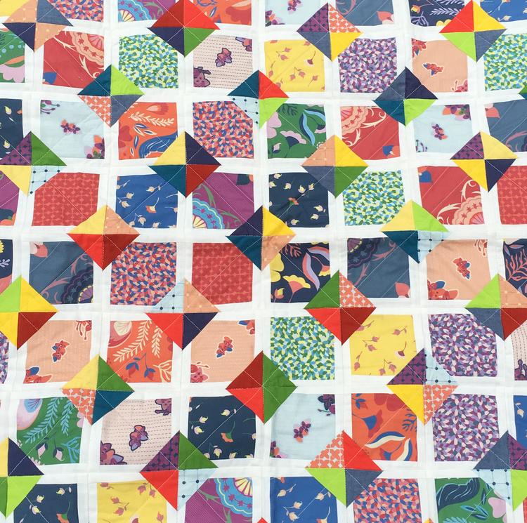 Veranda Quilt Pattern