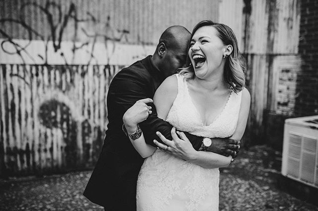 Sometimes you just gotta take a big ole' bite out of your lover's shoulder. And it's not weird at all. . . . . . . #lindseyzernphotography #lzp #pittsburghphotographer #brideandgroom #teethsoclean #burghbrides #pittsburghweddingphotographer #burghphotog #pittsburghweddingphotography #blackandwhitephotography #happycouple #momentsovermountains #pghphotographer #weddingday #lovequotes #love #urbanwedding #urbanchic