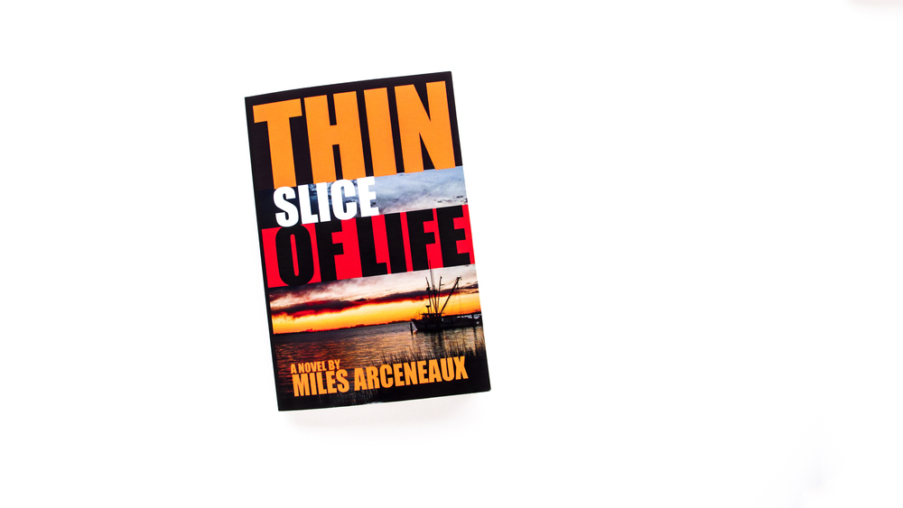 THIN SLICE OF LIFE - book & website design & coding