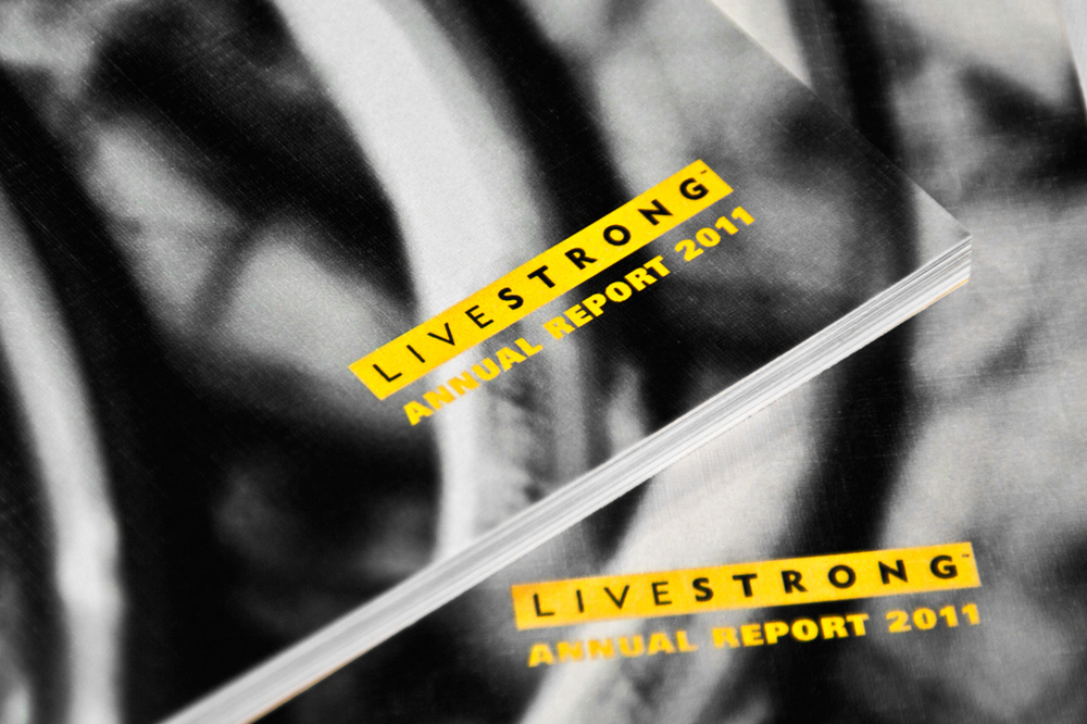 Annual Report: LIVESTRONG