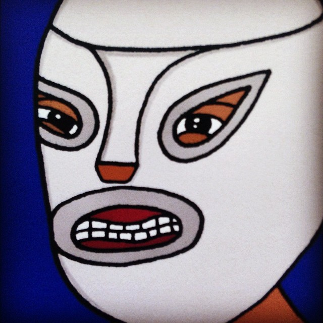 El Santo wishes you a Happy 5 de Mayo! #felicesfiestas #mexico #luchador