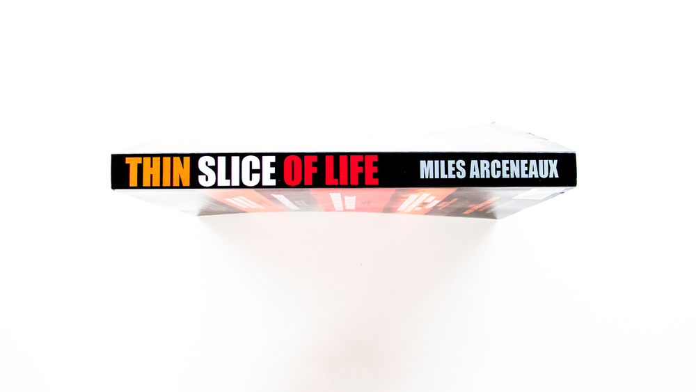 BOOK   & WEBSITE DESIGN/CODING:  THIN SLICE of LIFE