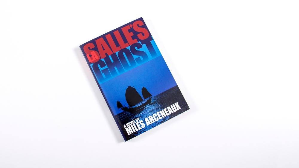 BOOK& WEBSITE DESIGN/CODING: LaSALLE'S GHOST