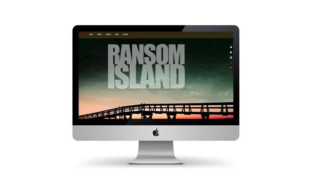 WEBSITE DESIGN & CODING:RANSOM ISLAND