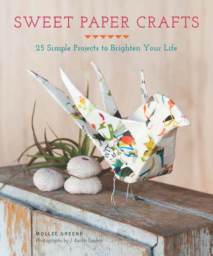 The Makers Collective — Sweet Paper Crafts: DIY Project and