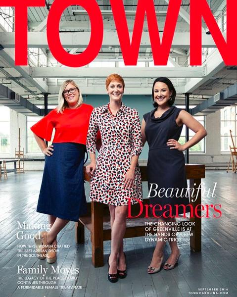 TOWN MAGAZINE September 2016