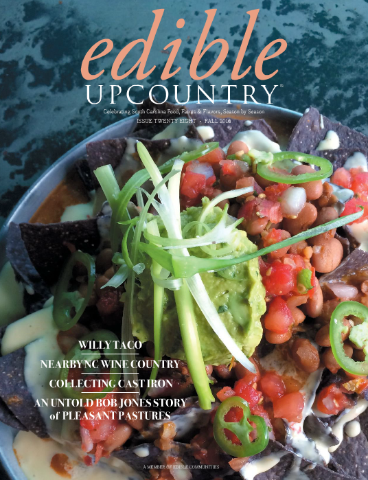 EDIBLE UPCOUNTRY  FALL 2016