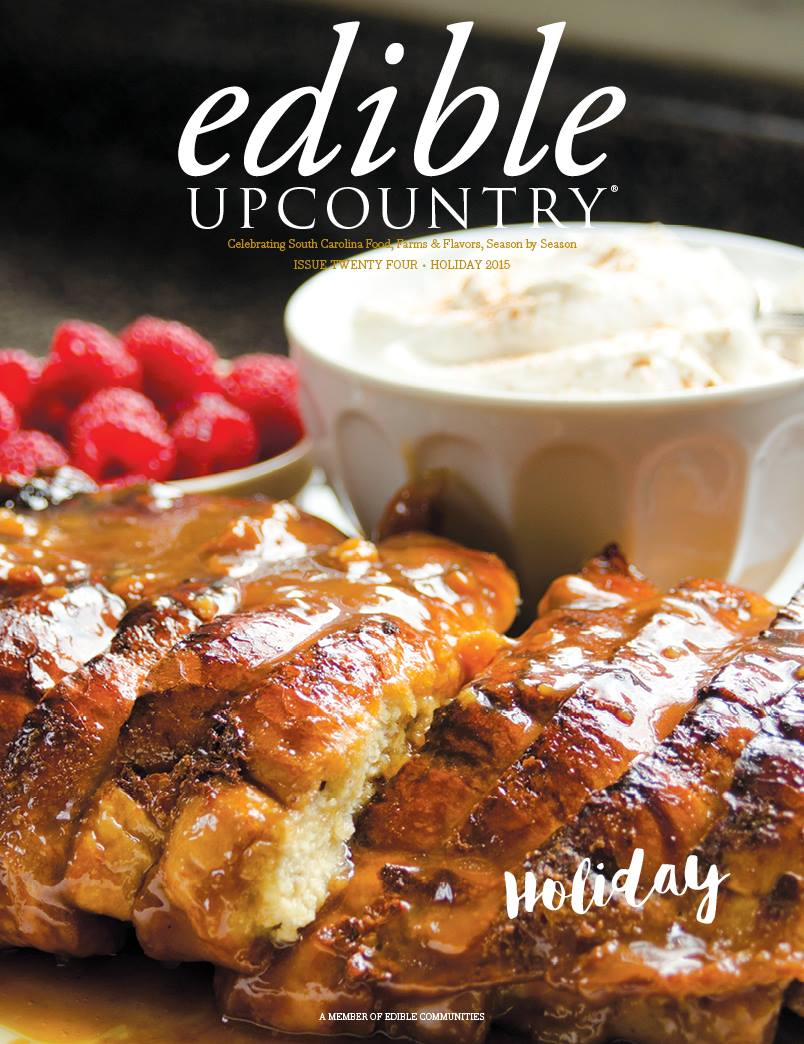 EDIBLE UPCOUNTRY GIFT GUIDE HOLIDAY 2015