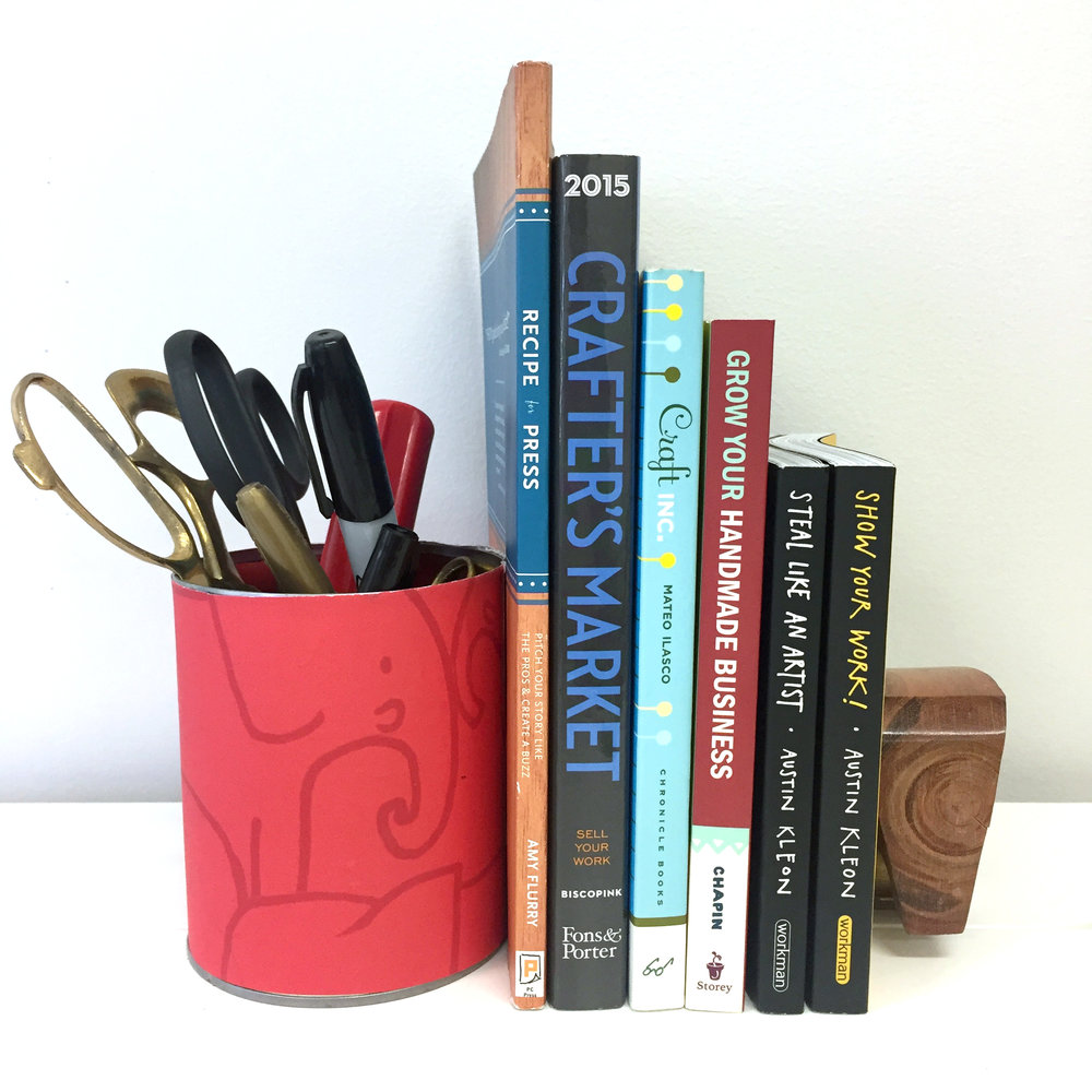 Resource Library - OUR RECOMMENDED READSFOR ARTISTS AND MAKERS