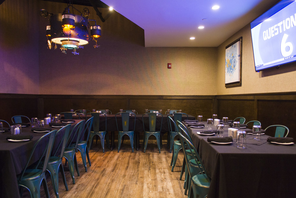 Sandy Springs Private Dining Room