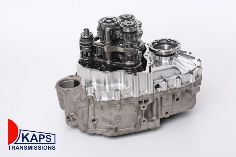 Audi Sequential Transmission