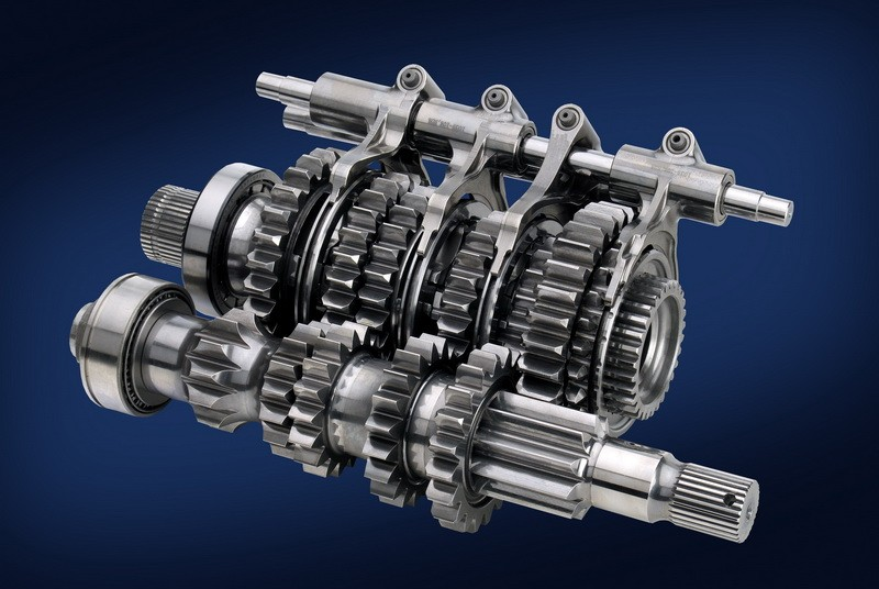 Subaru Sequential Transmission