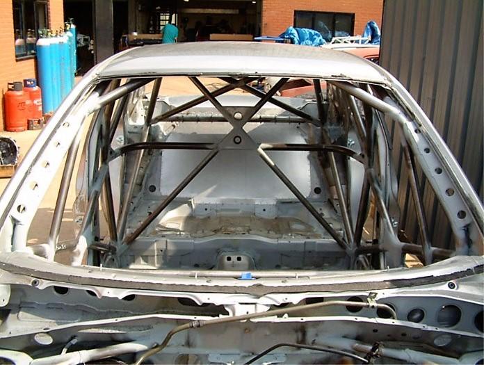 Subaru Impreza Cage