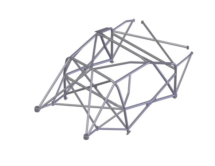 New Model Impreza Cage