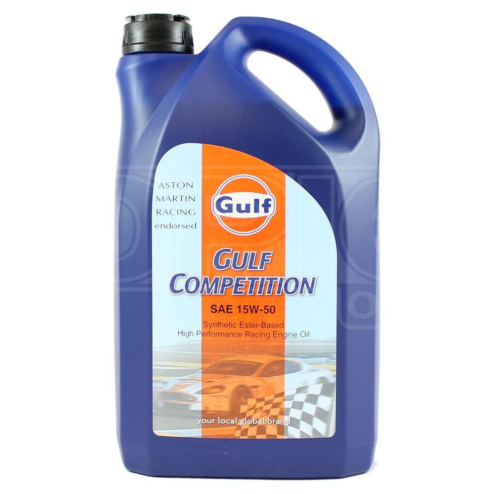 Gulf Competition Motor Oil