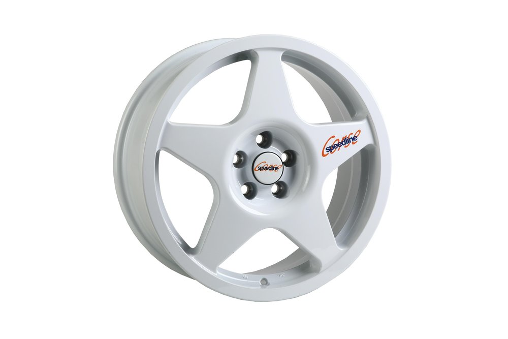 Speedline Retro 2110 White
