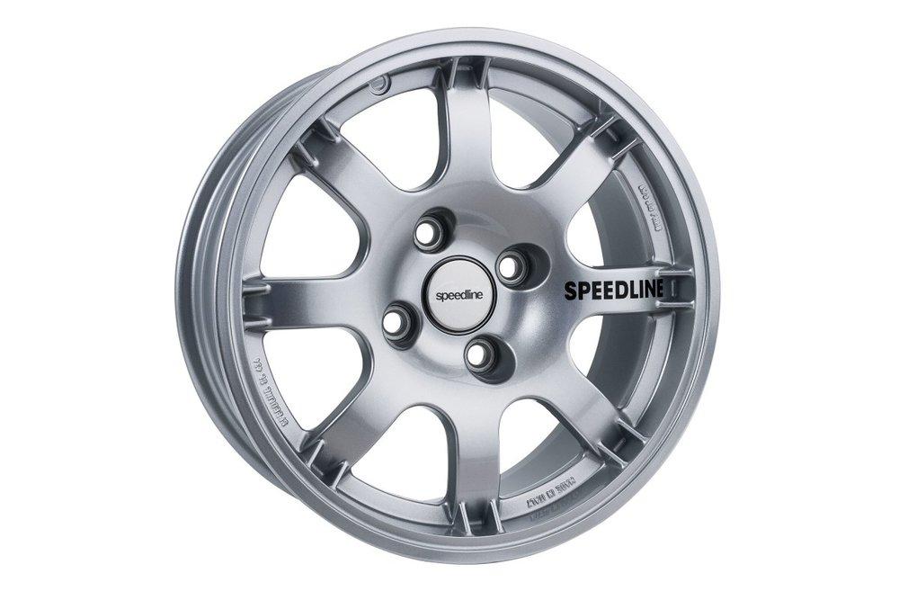Speedline Retro SL434 Silver