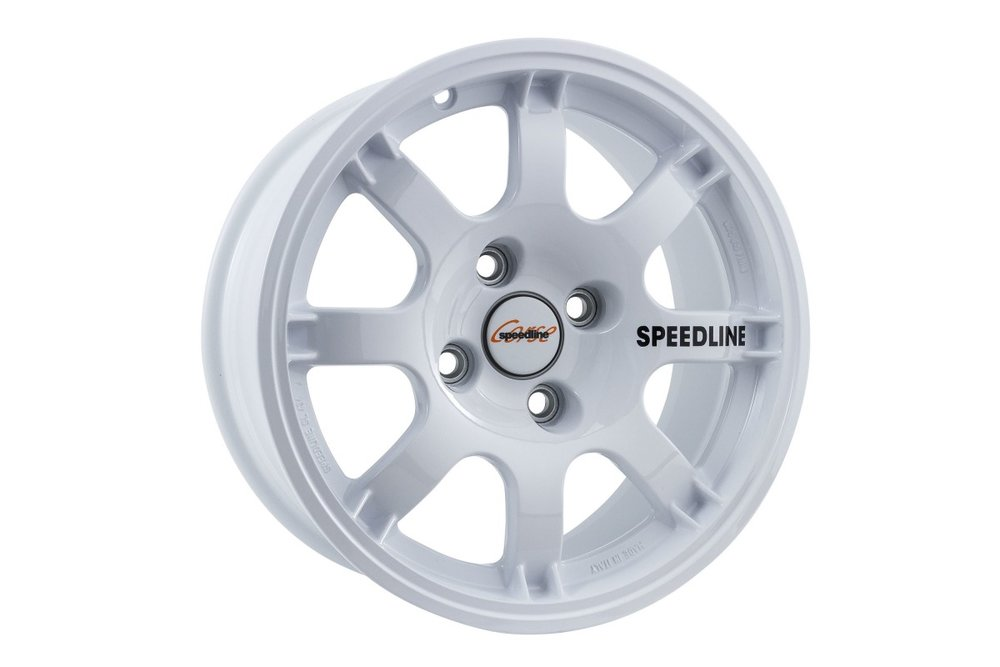 Speedline Retro SL434 White