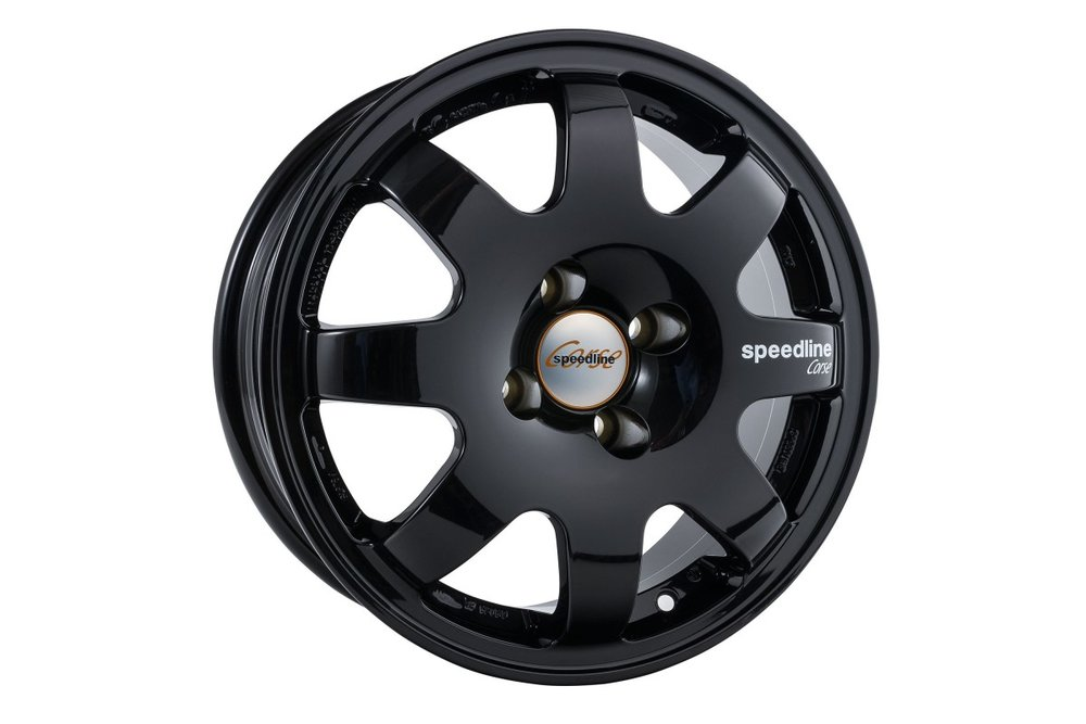 Speedline Retro SL675 Black