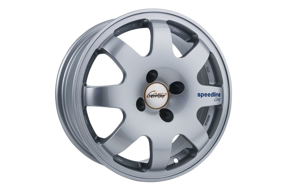 Speedline Retro SL675 Silver