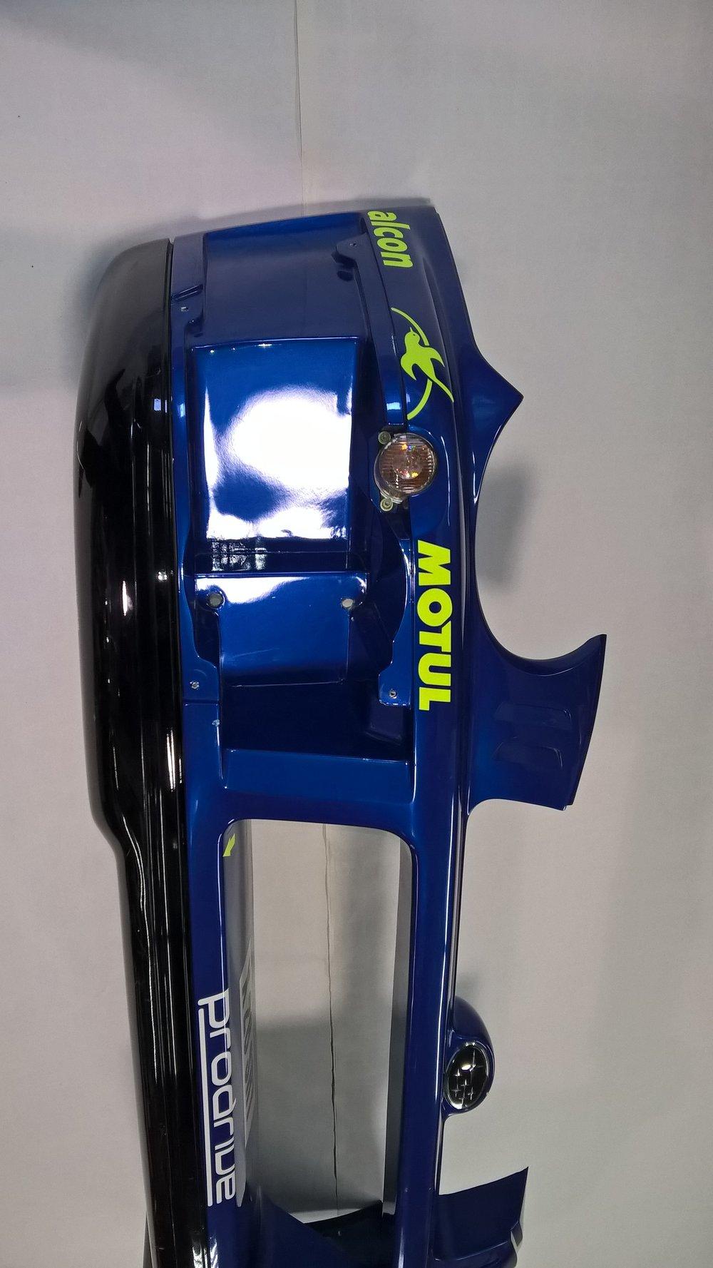 2002 Prodrive Show Car Bumper
